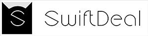 swiftdeal logo white min