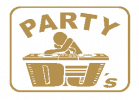 partydjs logo